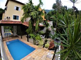 Mata Virgem Hostel e Pousada, hotel in Abraão