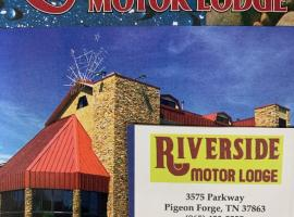 Riverside Motor Lodge - Pigeon Forge, motel in Pigeon Forge