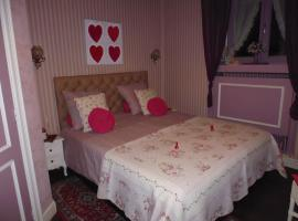 B&B De Vijf Zuilen, budget hotel in Bruges