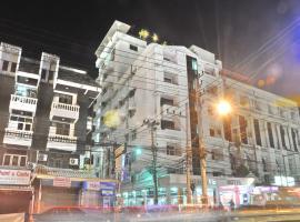 Highfive Hotel, hotel near Central Festival Pattaya Beach, Pattaya