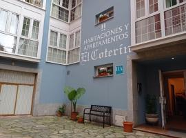 HABITACIONES EL COTERIN, hotel in Arenas de Cabrales