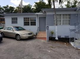Near Downtown and Airport II, vacation rental in Miami