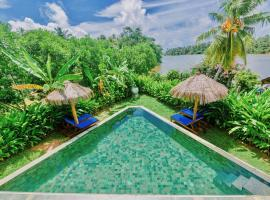 Waterland, hotel in Negombo