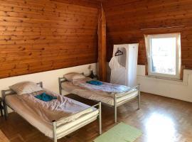 Csillaghegy Hostel, hostelli Budapestissä