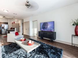 Modern Luxury Condo Midtown, apartment in Atlanta