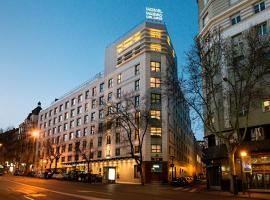 Hotel Paseo del Arte, a member of Radisson Individuals, hotel in Madrid