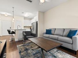 Stay Gia Luxury 1 Bedroom Apartment At The Point Near Town Center, apartment in Jacksonville