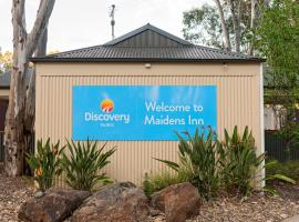 Discovery Parks - Maidens Inn Moama, resort village in Moama