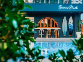 So Boutique Pattaya Hotel & Residence, hotel in Jomtien Beach