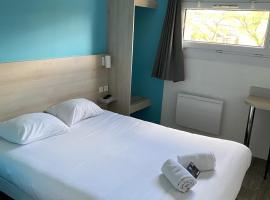 Kyriad Direct Nantes la Beaujoire, hotel in Nantes