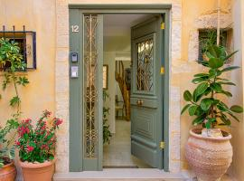Antonia Traditional Estate, country house in Chania