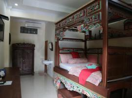Jowo Kluthuk Heritage, pet-friendly hotel in Yogyakarta