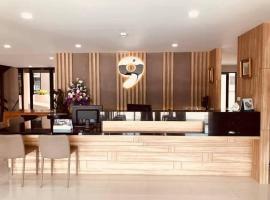 Sattahip 9 Boutique Hotel, hotel near U-Tapao Rayong-Pattaya International Airport - UTP, Ban Tao Than
