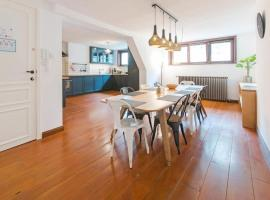 Kreef, apartment in Ostend