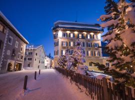 Hotel Müller - mountain lodge, hotel in zona St. Moritz - Corviglia, Pontresina