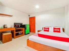 OYO 75337 Ponpaipan1, hotel in Bangsaen