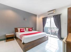 OYO 75360 Walk In Hotel, hotel near Central Festival Pattaya Beach, Pattaya