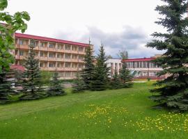 Sanatoriy Volna, hotel in Lechishchevo