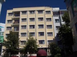 KEÇİK HOTEL, hotel in Istanbul