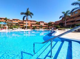 El jardín del Puerto, hotel económico en Puerto de la Cruz