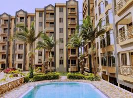 Prestige Hotel Suites, hotel in Kampala
