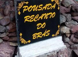 Pousada recanto do Brás, homestay in Sao Paulo