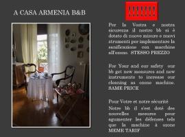 A Casa Armenia B&B, hotel cerca de Centro Palatino, Turín
