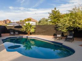 Phoenix Arcadia Turney home, villa in Phoenix