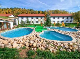 Wolkendorf Bio Hotel & Spa, hotel in Braşov
