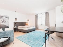Top Center-Apartment - Wohnung im Stadtzentrum in perfekter Lage & Balkon, Ferienwohnung in Innsbruck