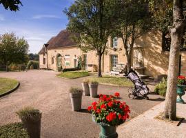 Hôtel Résidence Normandy Country Club by Popinns, hotel in Bellême