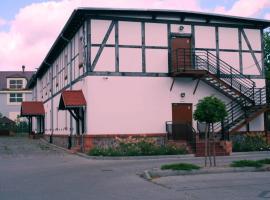 Noclegi Stara Wozownia, pet-friendly hotel in Piła