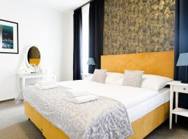 BlueBell Hotel, viešbutis mieste Bratislava