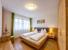 Hotel Garni Angerer, hotel a Lutago