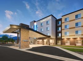Fairfield Inn & Suites by Marriott Livingston Yellowstone, hôtel à Livingston