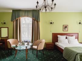 Гостиница Коломенское, отель в Москве, рядом находится Музей-заповедник «Коломенское»