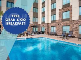 Hampton Inn Phoenix Airport North, hotel near Phoenix Sky Harbor International Airport - PHX,