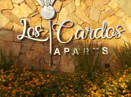 Hotel Los Cardos Aparts, serviced apartment in Sunchales