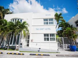 The Drift Hotel, B&B in Fort Lauderdale