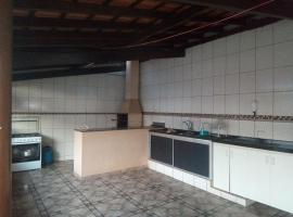 Área de Lazer jr, room in Uberaba