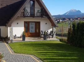 Domek u Bizioma, cabin in Murzasichle