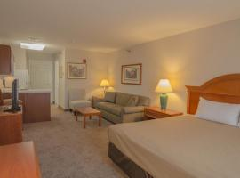 Smart Suites on the Hill, hotel in South Burlington