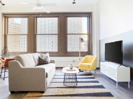 Sonder at Gabriel Richard, apartment in Detroit