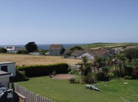 Trevarrian Lodge, hotel near Newquay Cornwall Airport - NQY,