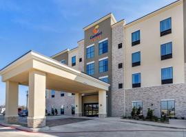 Comfort Suites San Antonio Ft. Sam Houston/SAMMC Area, hotel in San Antonio