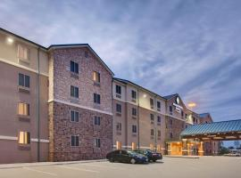 WoodSpring Suites Las Colinas, hotel in Irving
