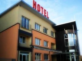 Hotel Hokejka, hotel Privigyén