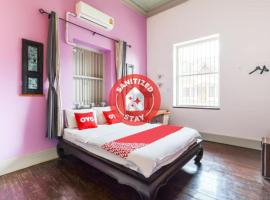 OYO 554 Old Town Boutique Hostel, hotel in Lampang