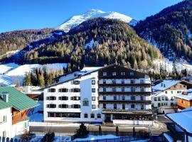 Hotel Arlberg, hotel in Sankt Anton am Arlberg