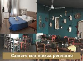 Bella Napoli Guesthouse Trattoria Pizzeria, guest house in La Spezia